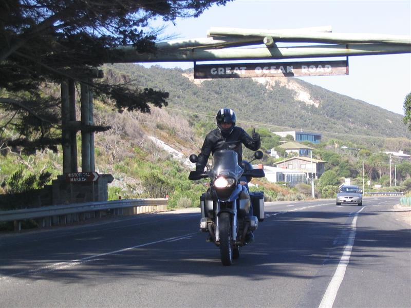 image showing road trip Oz 2008