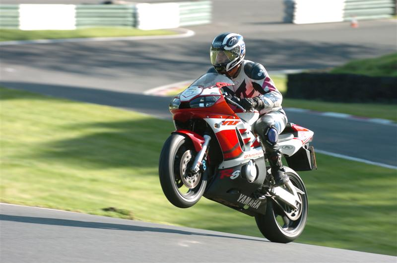 image showing Track day Cadwell