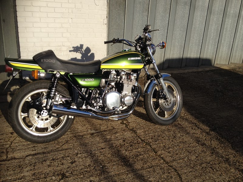 image showing Our for sale Z1000