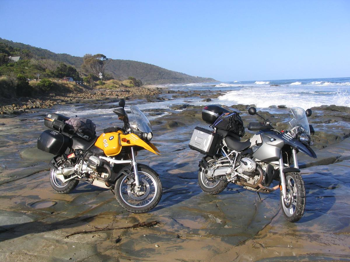 image showing  adventure bikes 1003