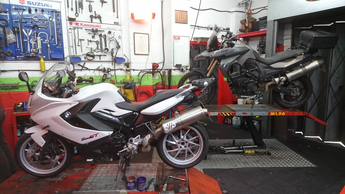 Motorcycle Performance | Bike Tuning | Rolling Road