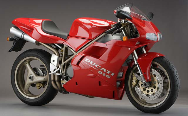 Image from the gallery relating to Ducati