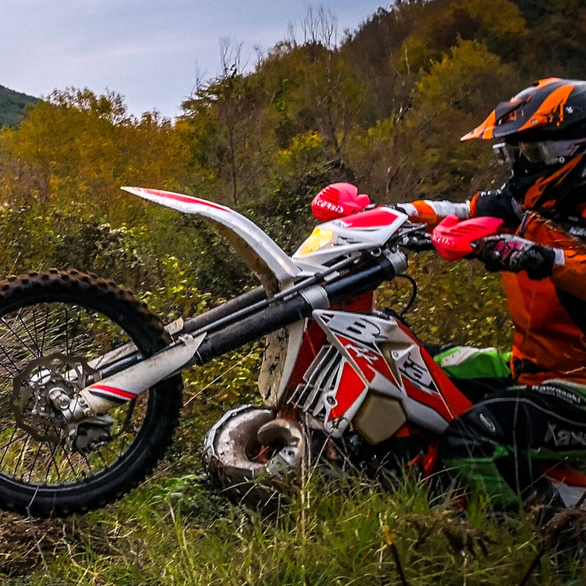 Image of Off-Road Bike Servicing, Repairs, Tuning & Preparation