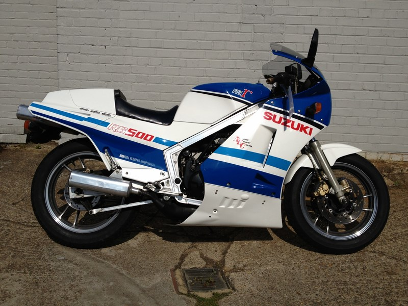 Image of Our RG500 sold