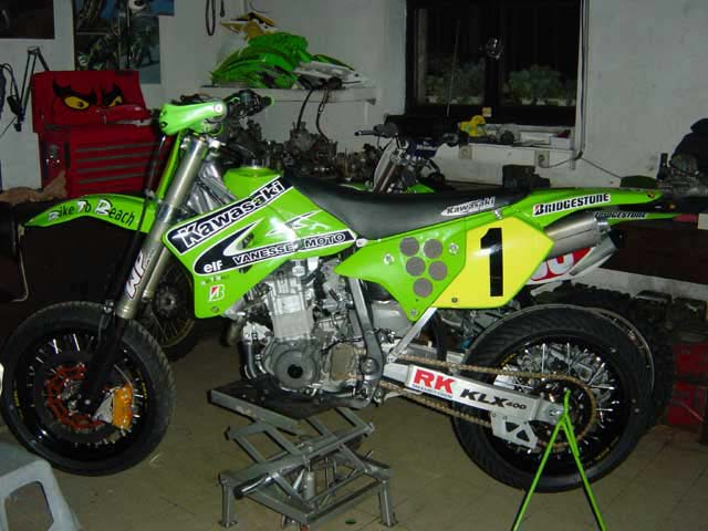 Image from the gallery relating to Kawasaki