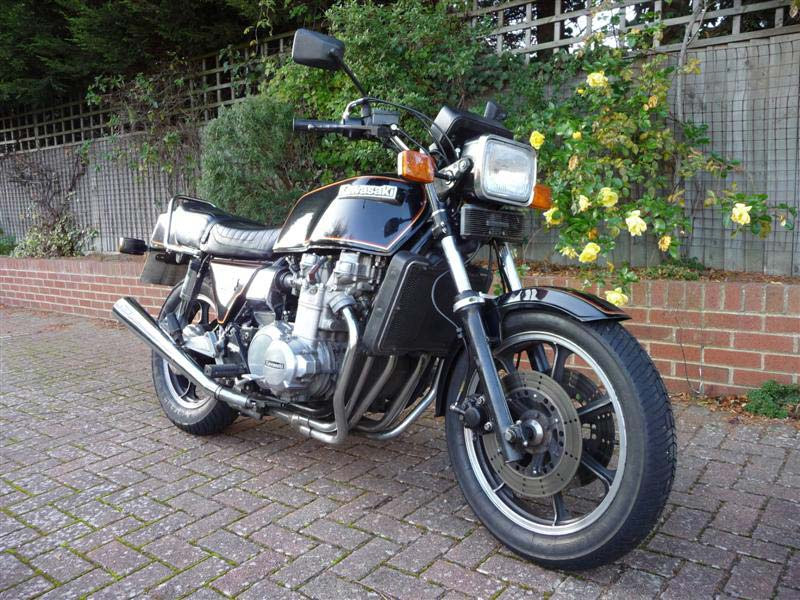 image showing Kawasaki's Z1300 was the daddy of them all.  It's silky-smooth 6 cylinder motor made it a joy to ride.