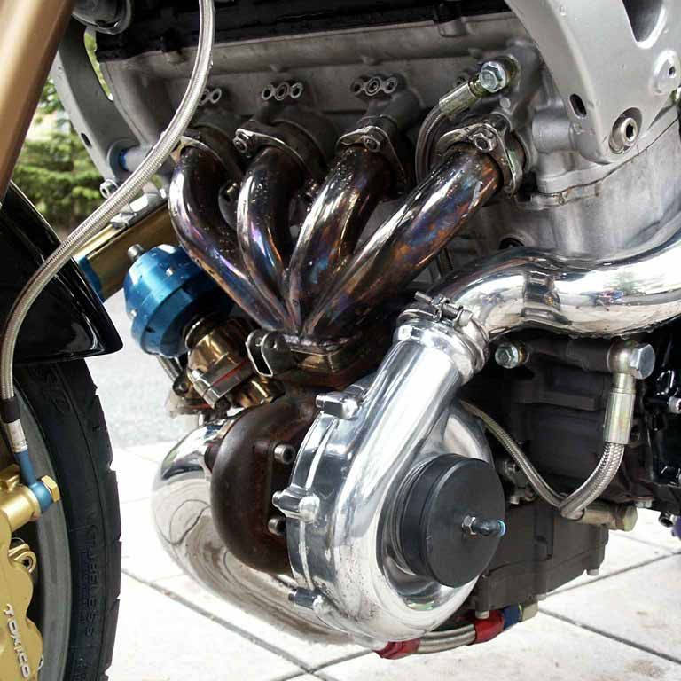 Induction Modifications: Before you can get more power out, you must get more fuel and air in.  There are many ways to improve the induction system of most motorcycles.  Talk to our power specialist about the gains and the characteristics you are looking for.