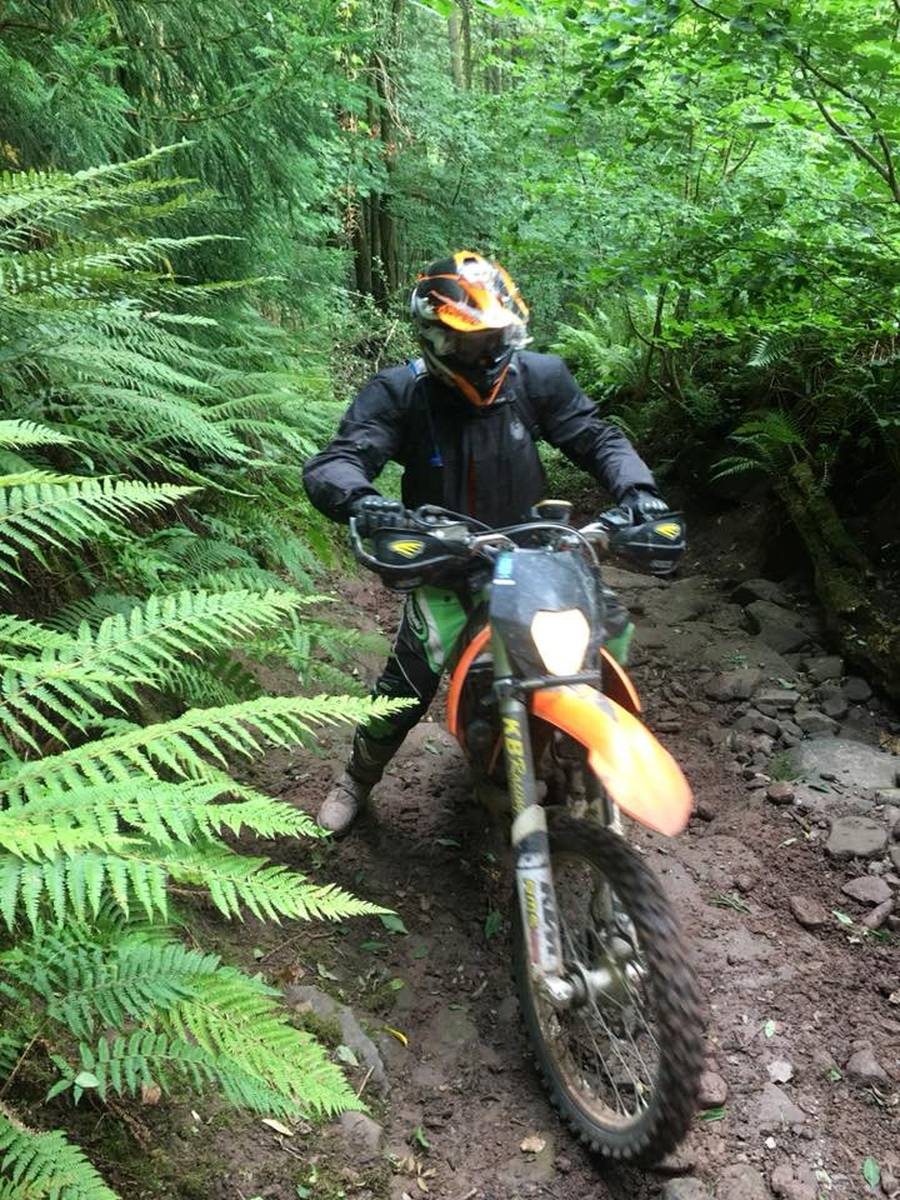 image showing  off road enduro trail bikes 1004