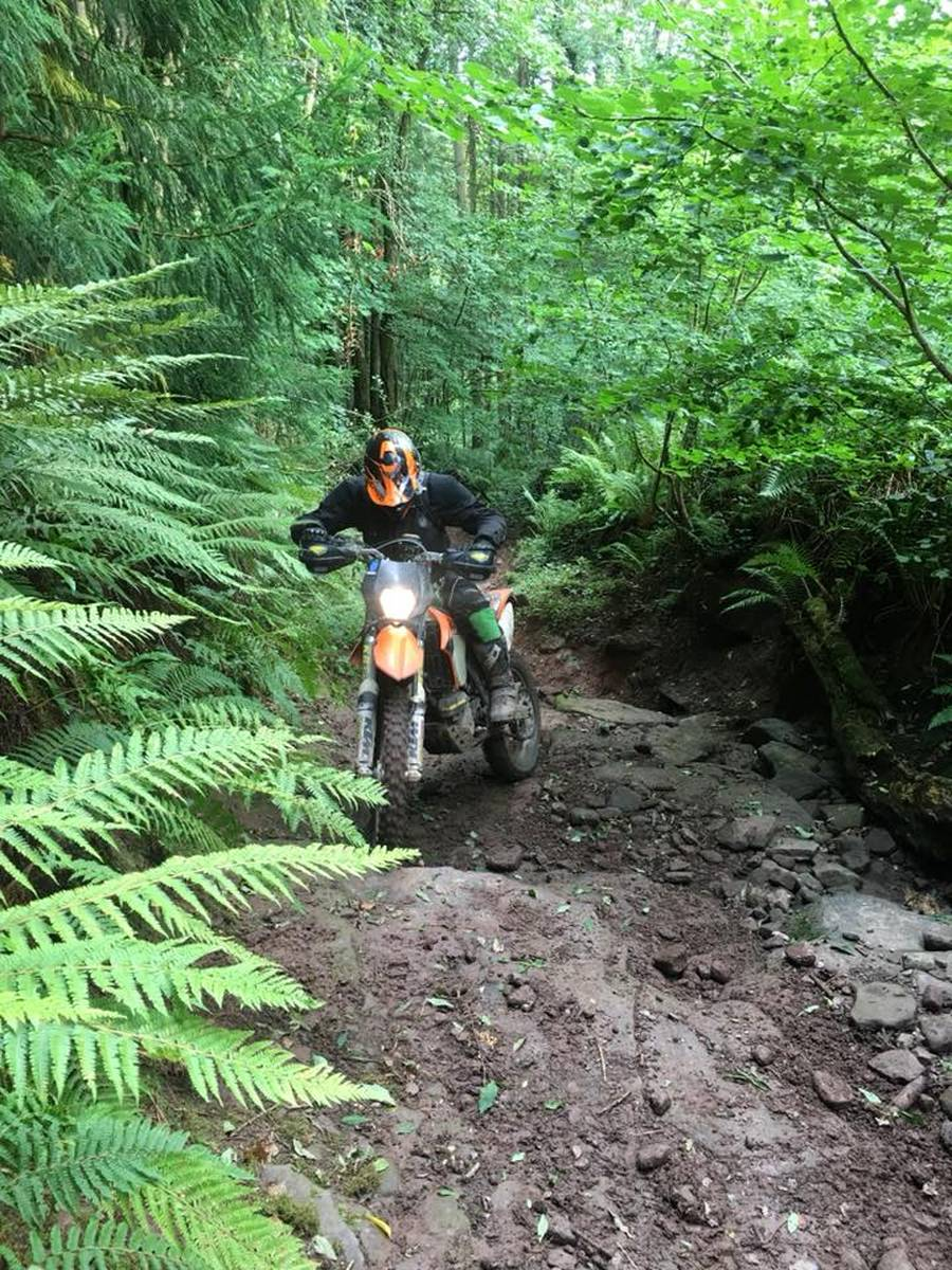 image showing  off road enduro trail bikes 1006