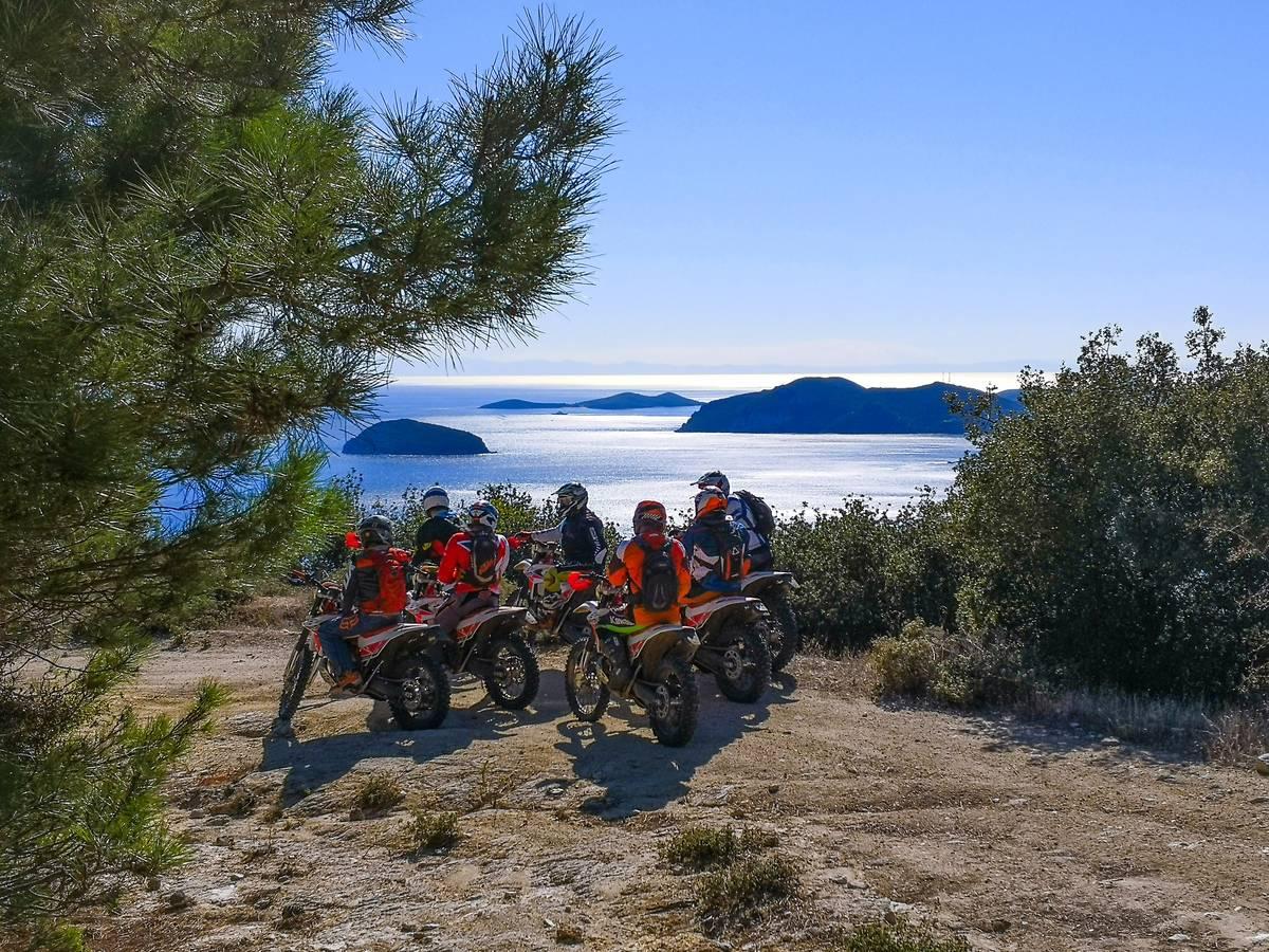 image showing  off road enduro trail bikes 1019