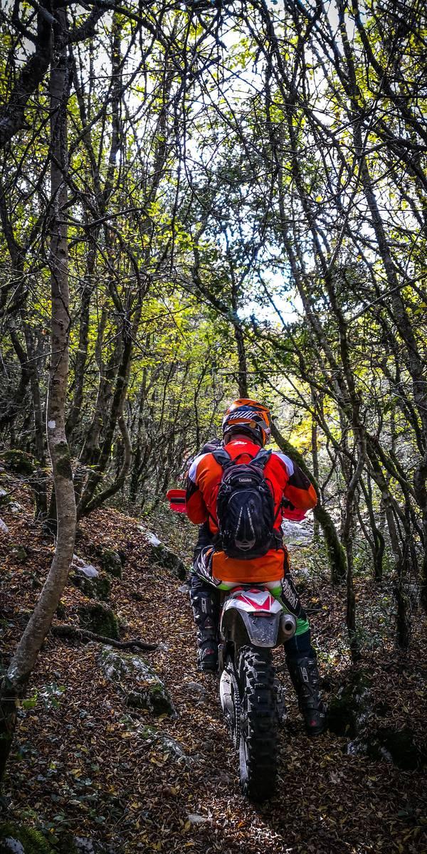 image showing  off road enduro trail bikes 1021
