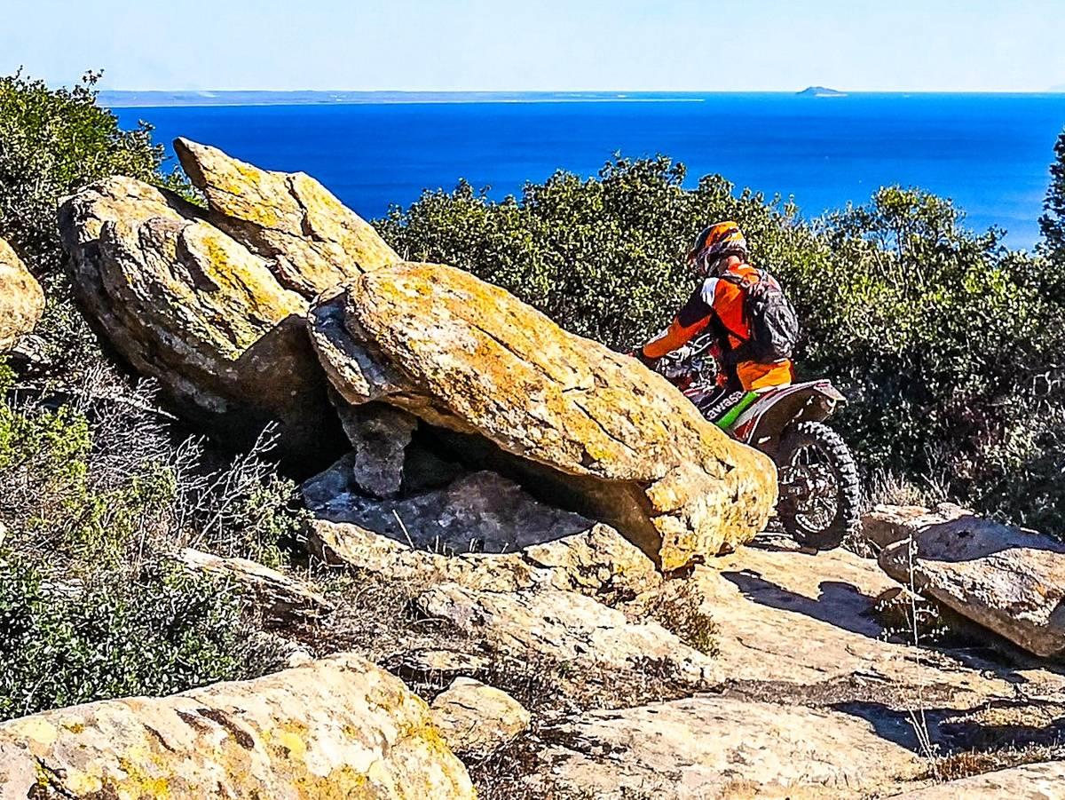 image showing  off road enduro trail bikes 1023