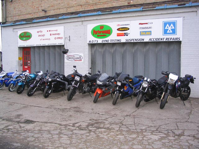 image showing Bikes and More Bikes