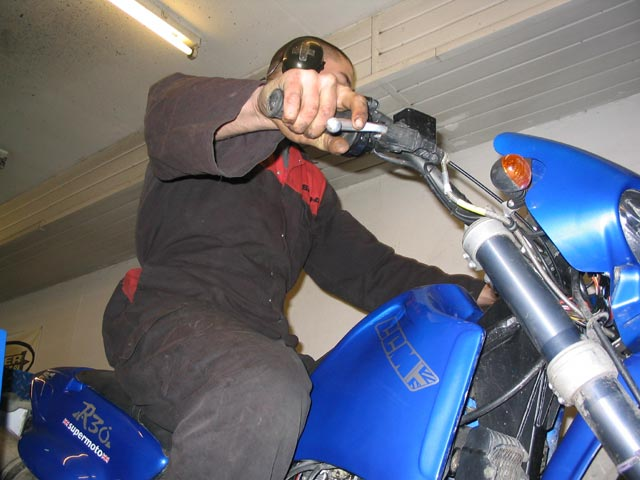 image showing CCM on the Rolling Road Dyno